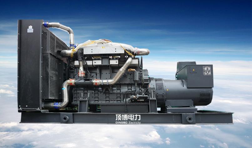 百色shi纪jin宸500KW上柴柴油发电机zu项目案例